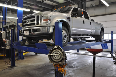 Truck Power Train Repairs